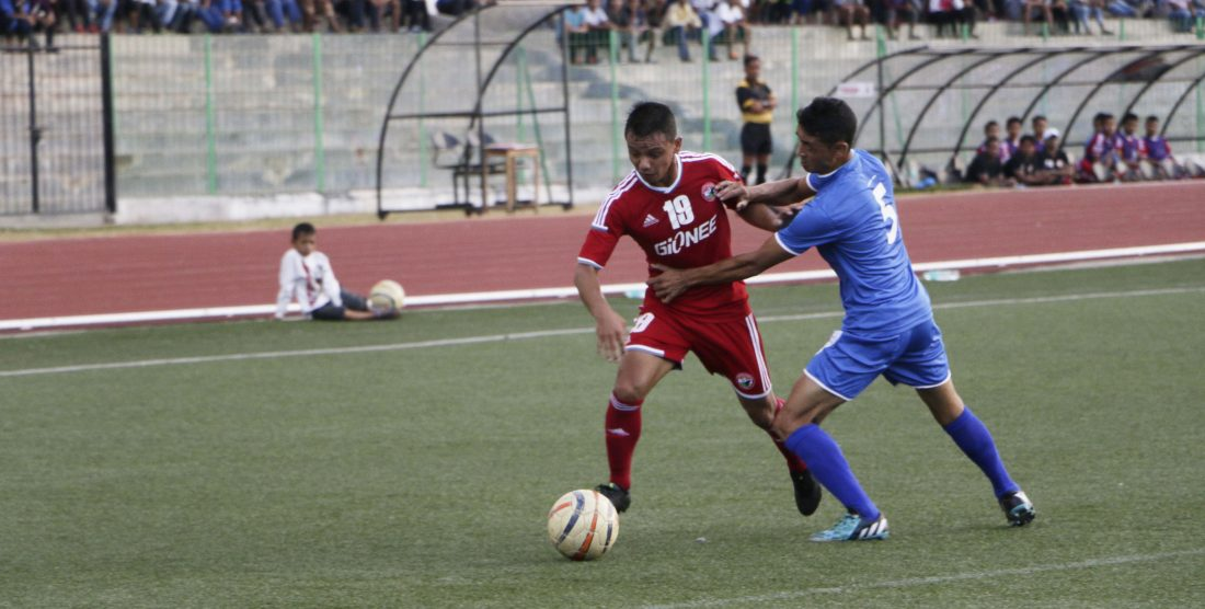 Lajong Beat Rangdajied 2-1