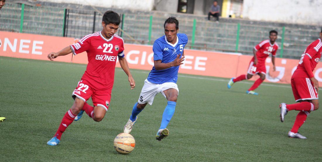 Match Report:Lajong beat Nongkrem