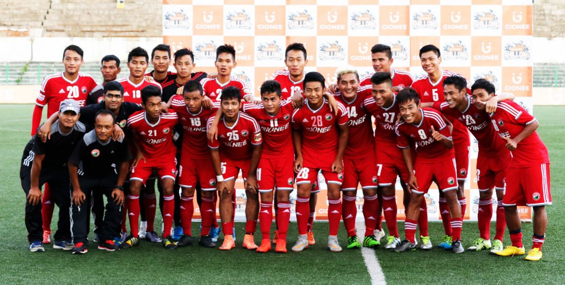 Match Report: Lajong beat Nongkrem