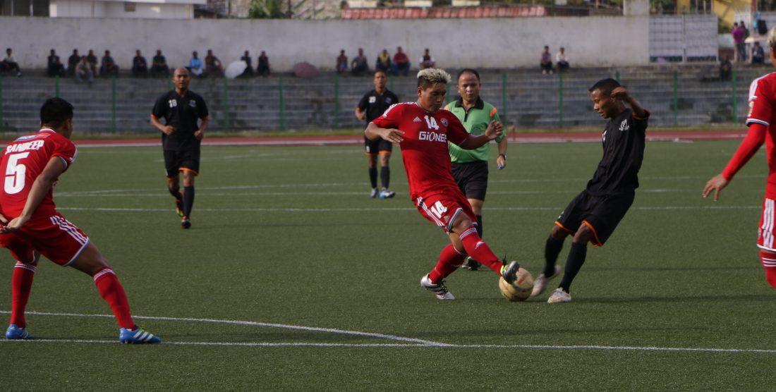 Match Report: MLP FT vs Shillong Lajong FC