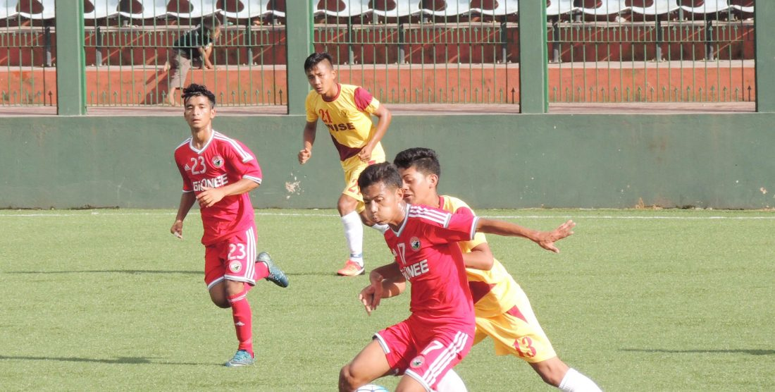 U16 Youth League:Lajong beat RWFC
