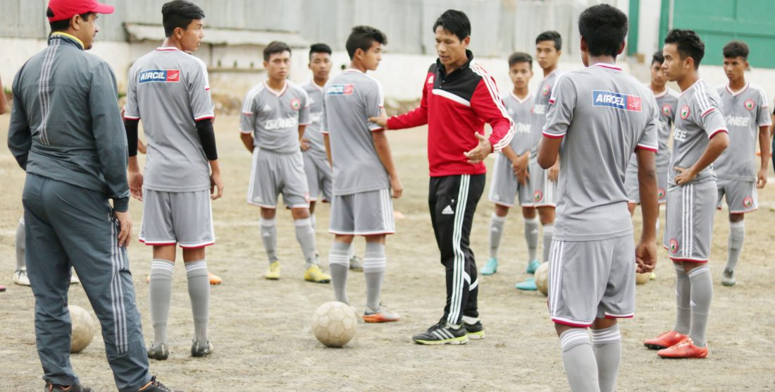 U16 Youth League: Lajong v RWFC