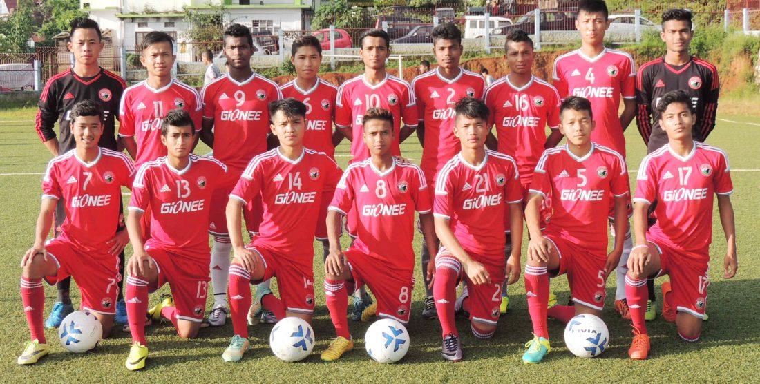 Subroto Cup:Lajong Juniors to play Atlético Paranaense