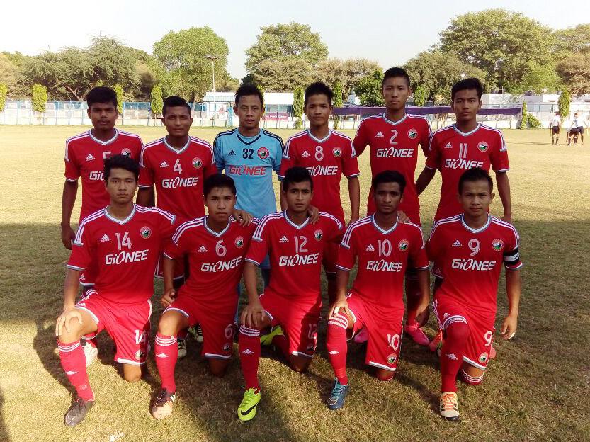 Lajong Academy Beat Pune City FC