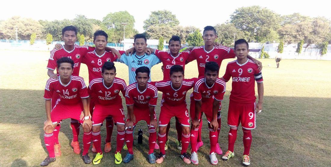 Subroto Cup:Lajong Academy beat TFA