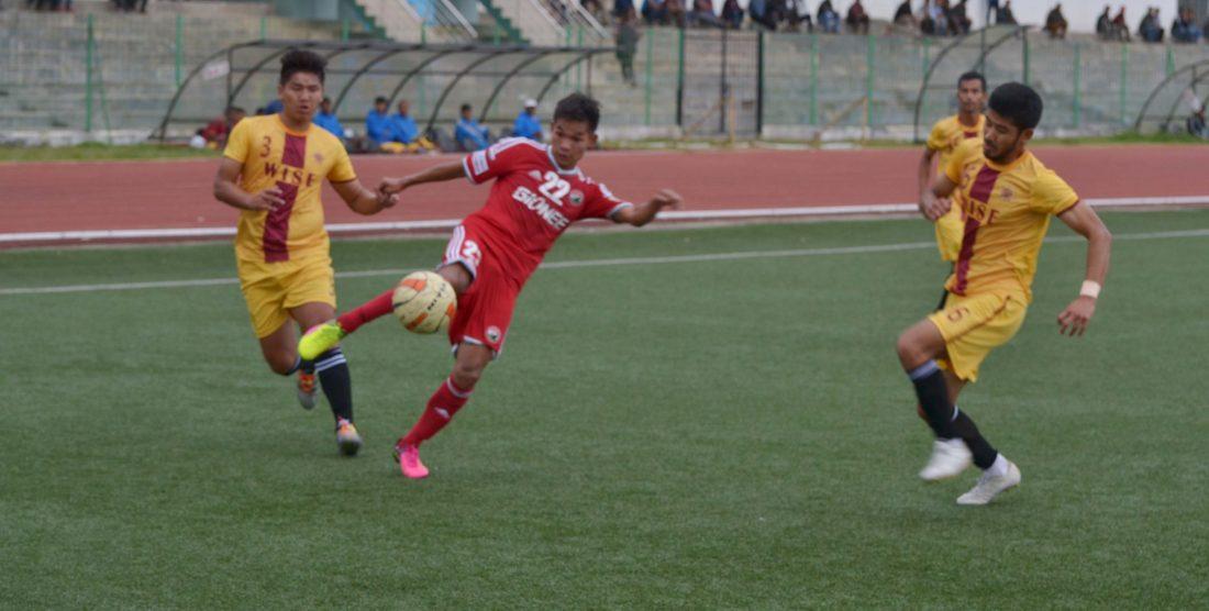 Lajong beat Royal Wahingdoh 2-0