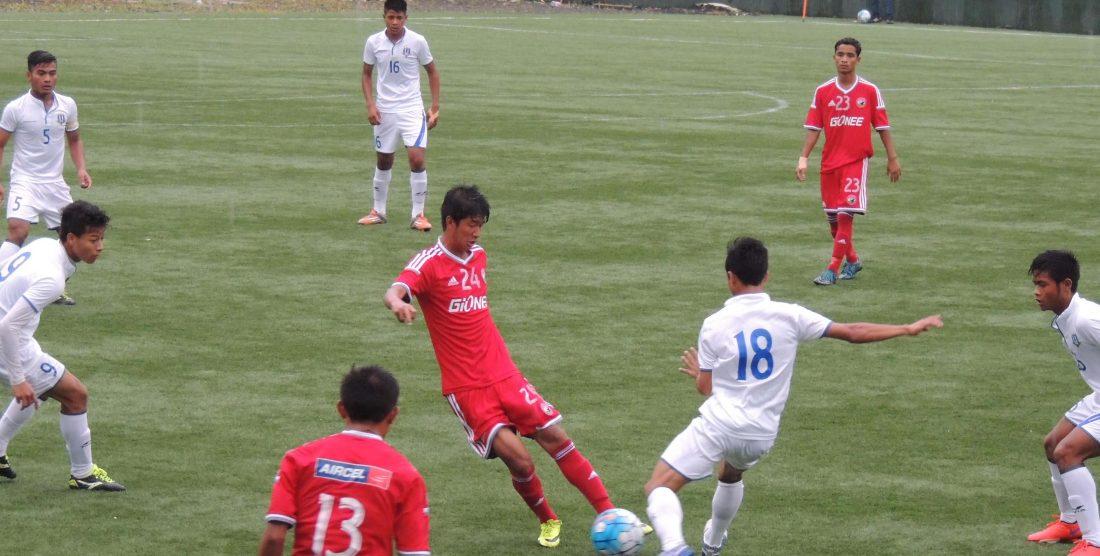 U16 YLeague:RUFC beat Lajong