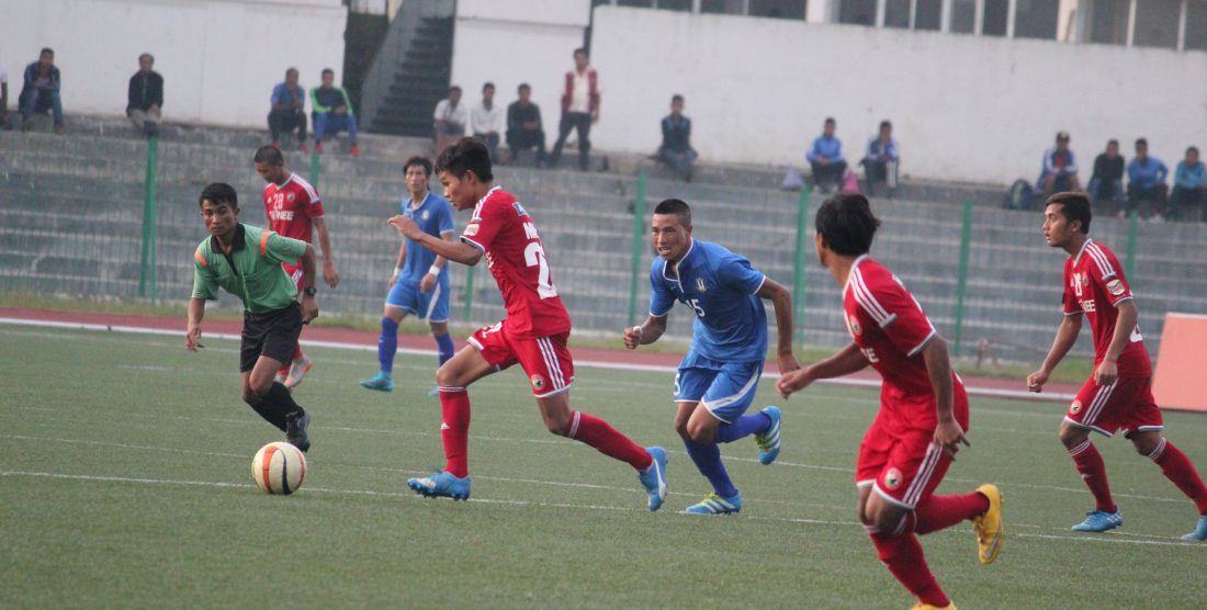 Match Report: RUFC beat Lajong