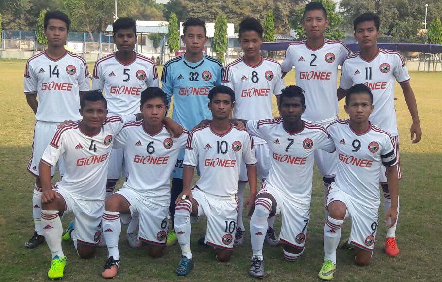 Subroto Cup:Lajong Juniors beat Delhi Dynamos