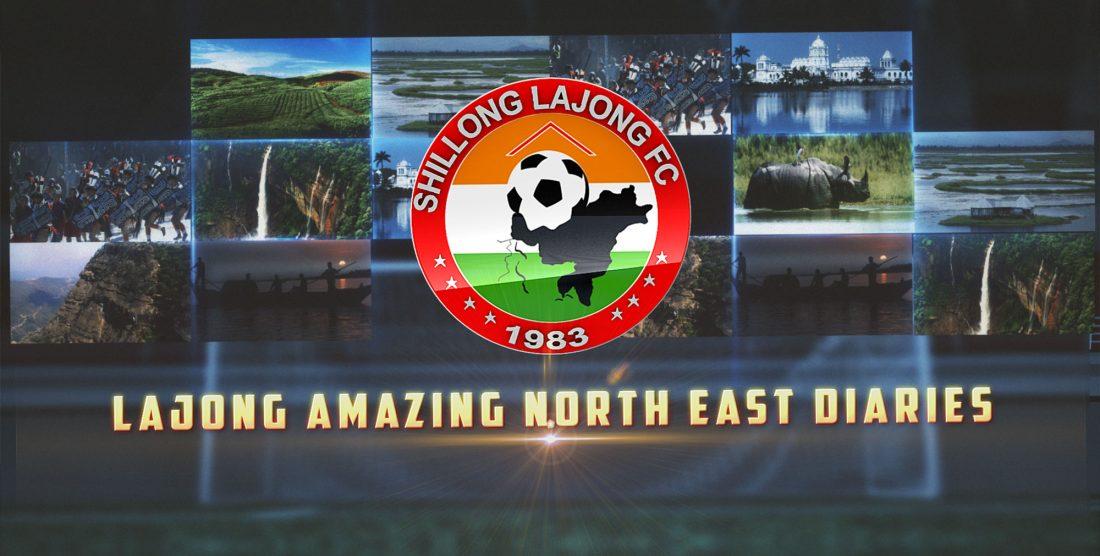 Lajong celebrates amazing North East in unique video series
