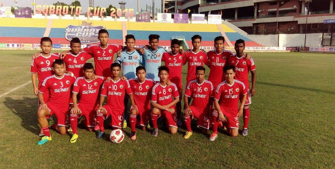Subroto Cup:Lajong beat CCM Australia