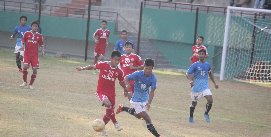 Lajong beat Oil India in MIFT