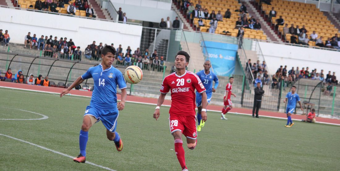 RUFC beat Lajong To Enter Finals