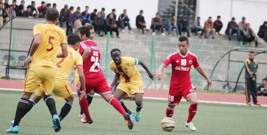 LAJONG ENTER FINALS OF GIONEE SPL