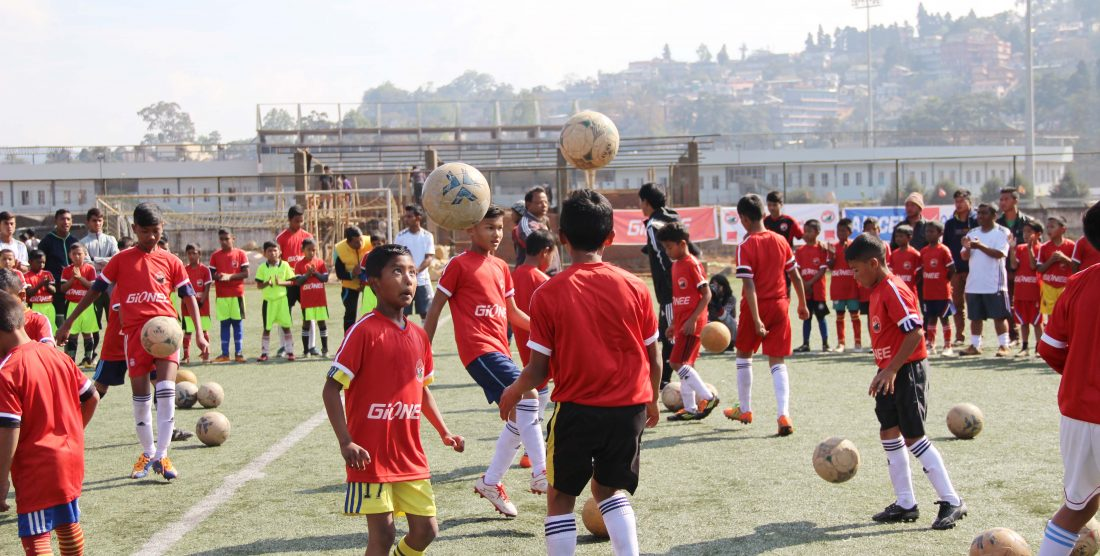 Lajong To Begin New Edition Grassroots Clinic