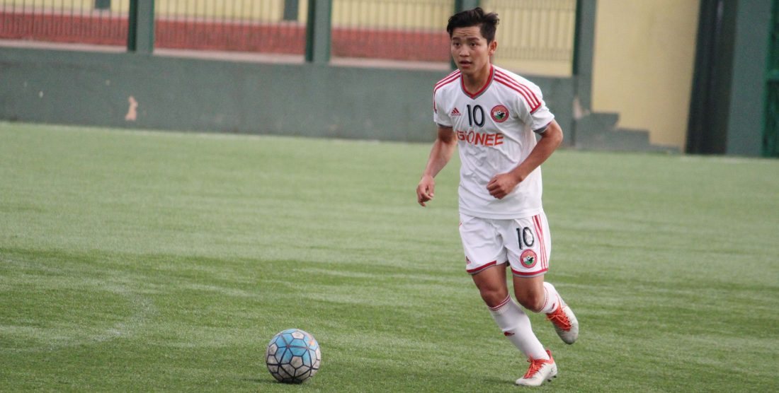 Lajong U-16 In National Finals
