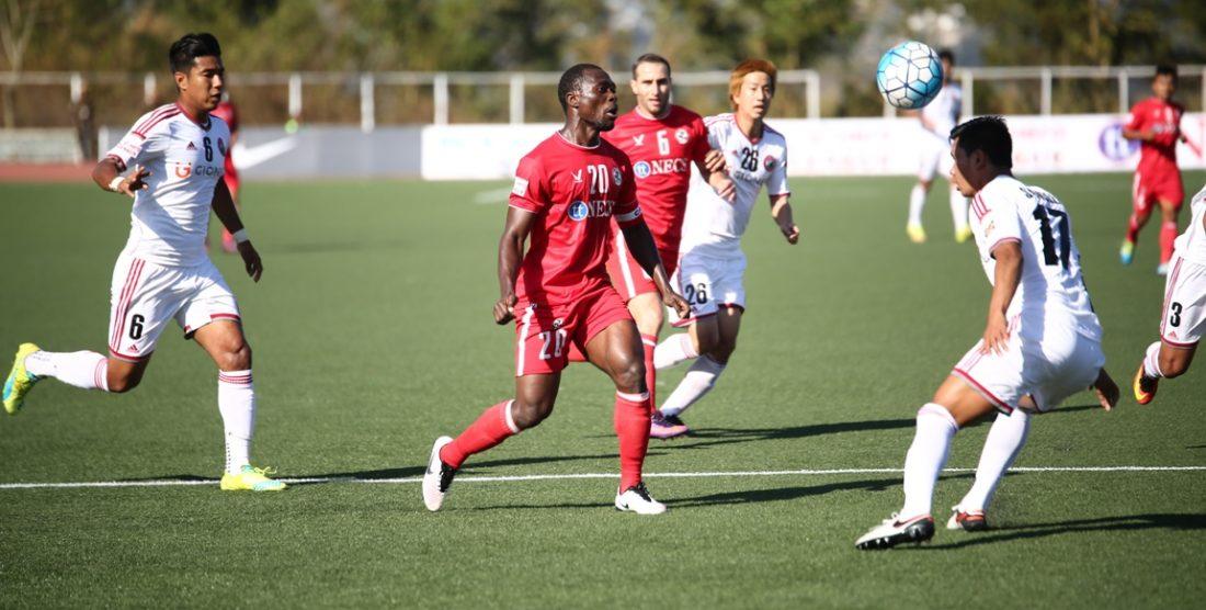 Match Report: AFC v Lajong