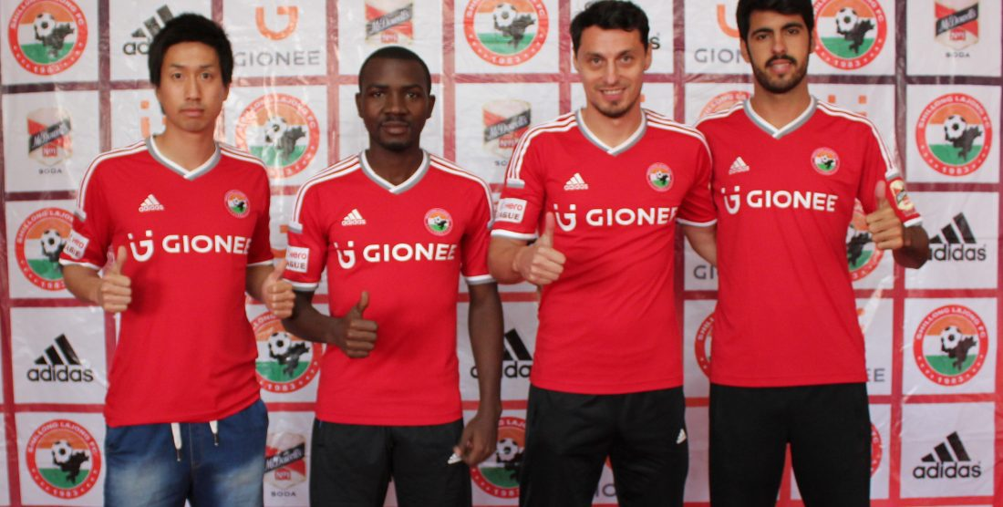 Lajong Signs New Foreign Players