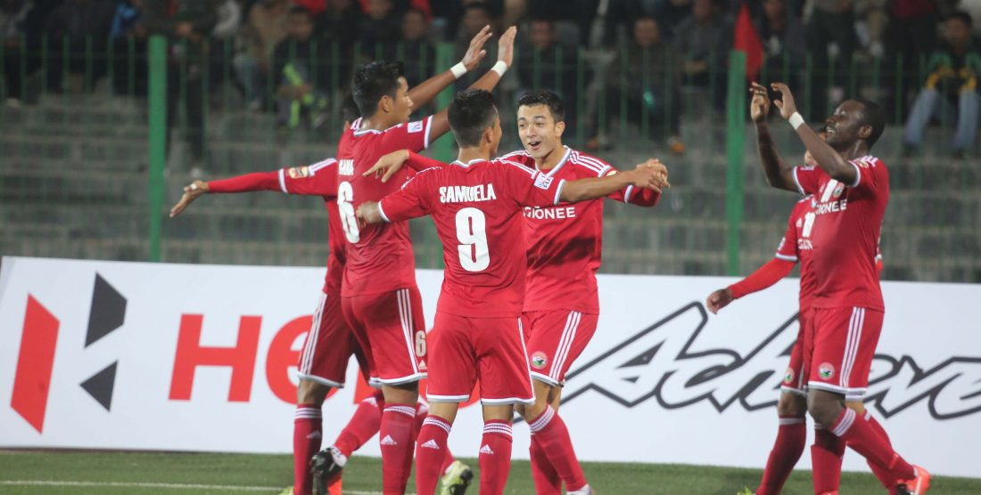 Match Report: Lajong beat MPFC