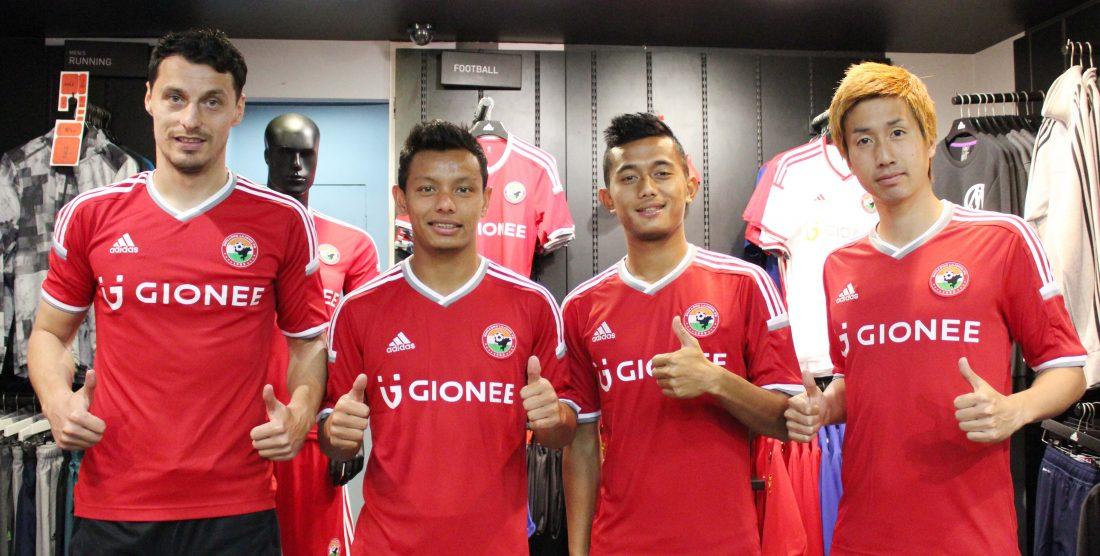 Lajong Unveil New Season Kit