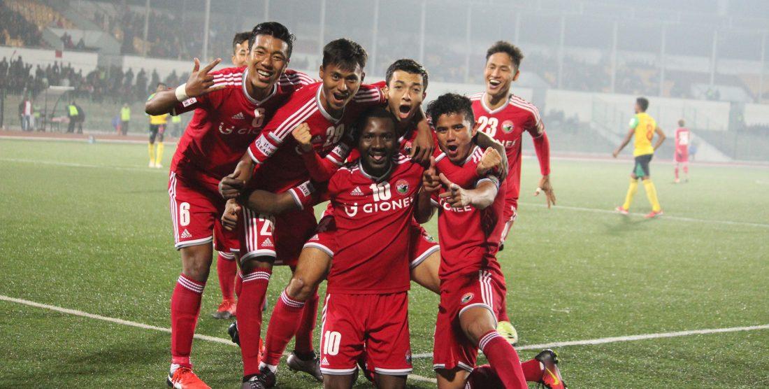 Match Report:Lajong beat Chennai City FC