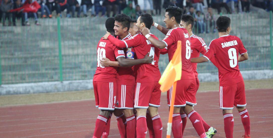 Match Report: Lajong beat Mumbai 3-1