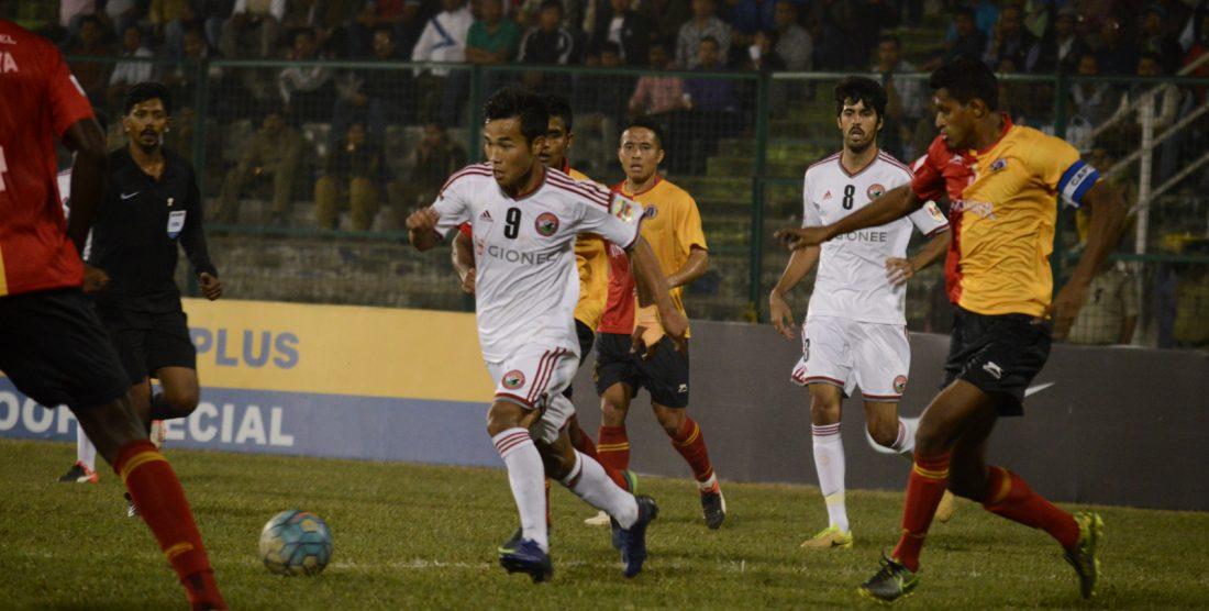 Match Report: KEB 1-1 Lajong