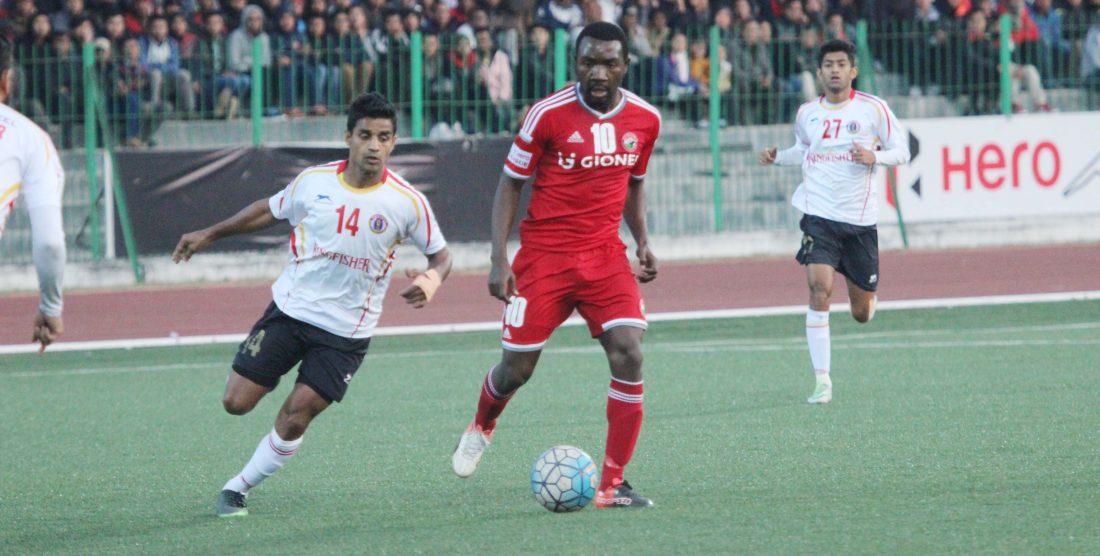 Match Report: Lajong 1 – 2 KEB