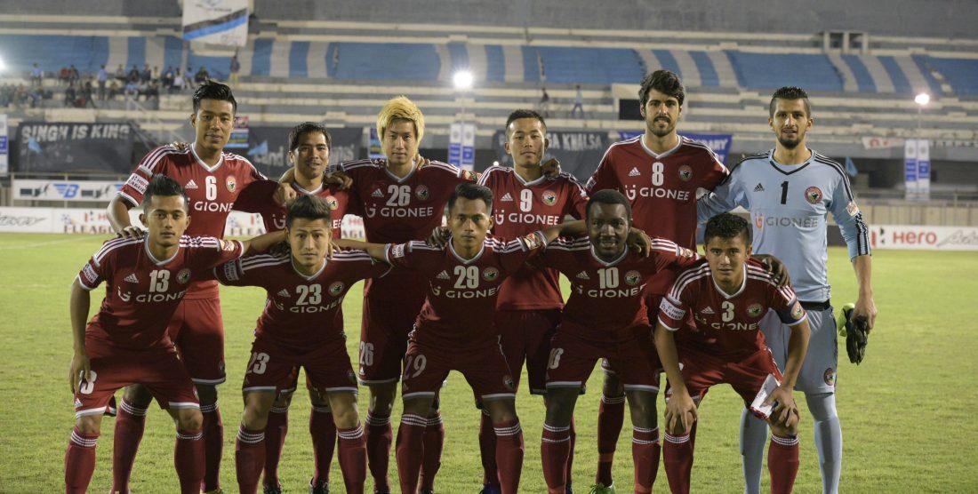 Match Report: Lajong beat Minerva 2-1