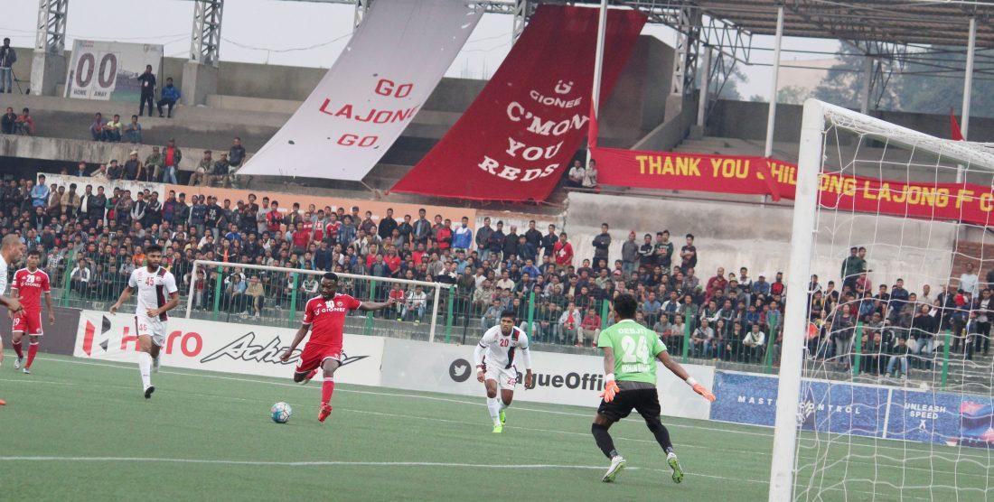 Match Report: Lajong 1-1 MB