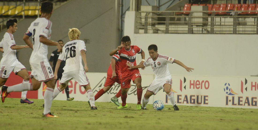 Match Report: Lajong beat DSK