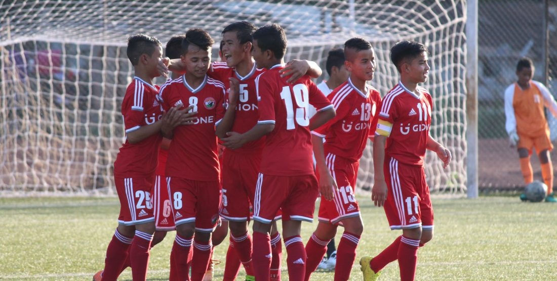 Lajong to conduct trials for U12