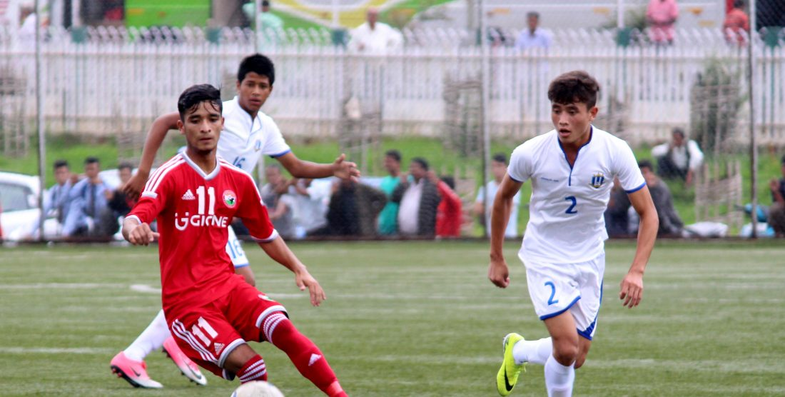 Lajong Juniors beat Rangdajied