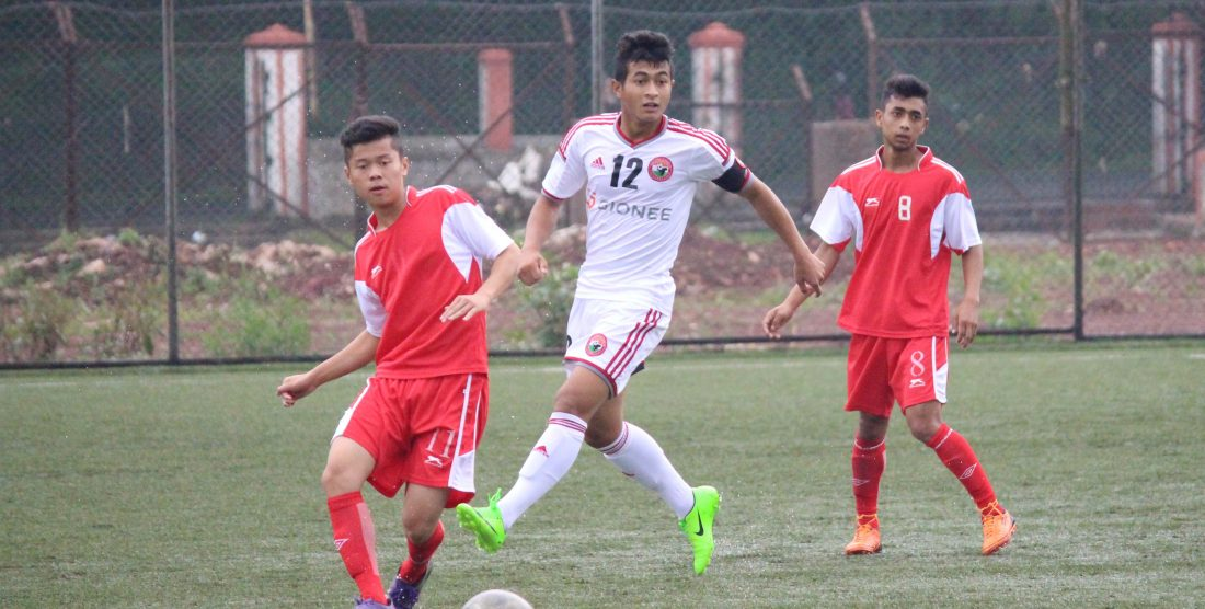 U18SPL: Lajong beat Boys Sports