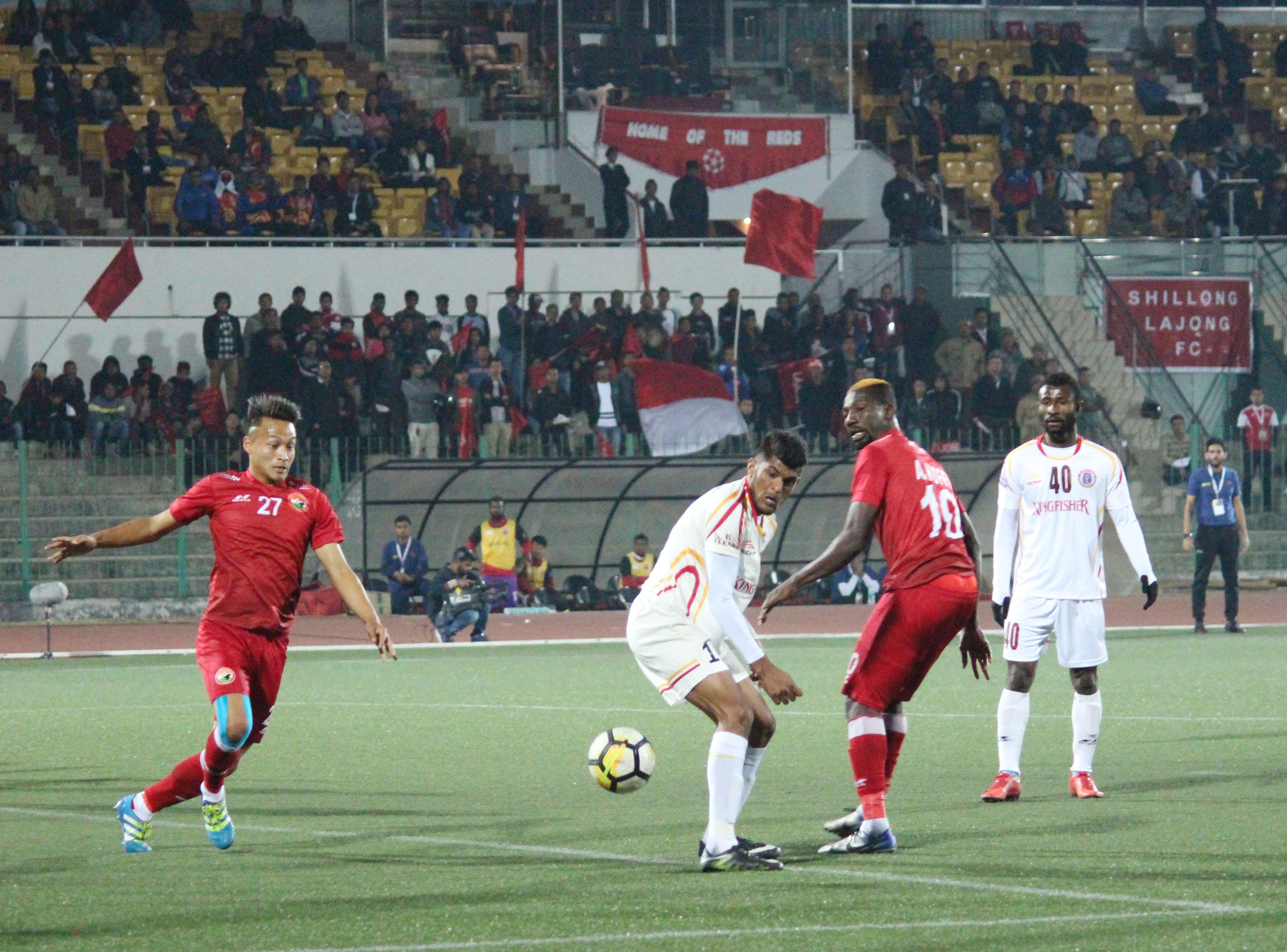 Report: Lajong vs East Bengal