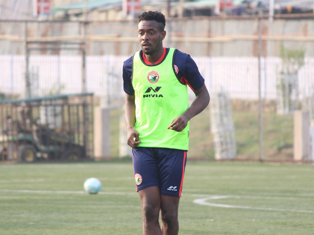 Lajong Rope in Emmanuel Uchenna