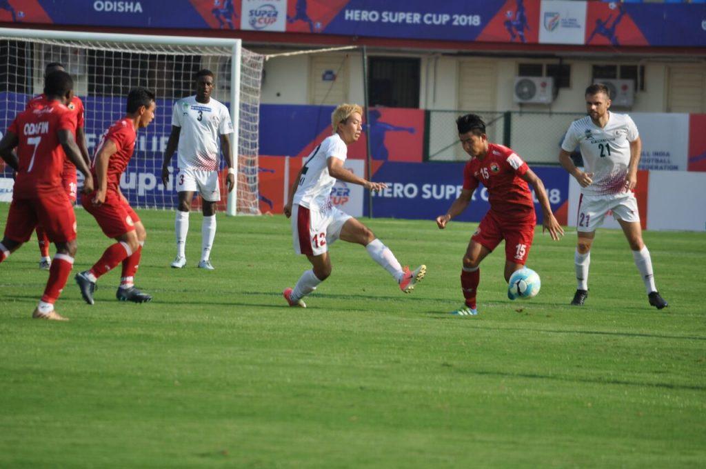 Super Cup Report: MB vs Lajong