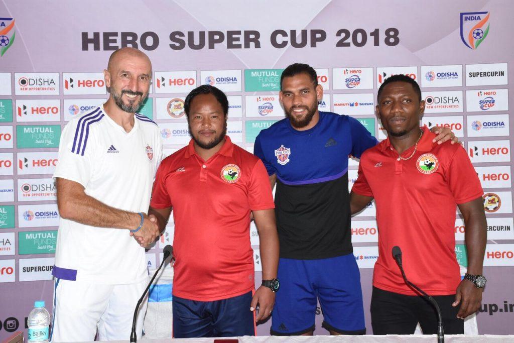 Super Cup Preview:Pune vs Lajong
