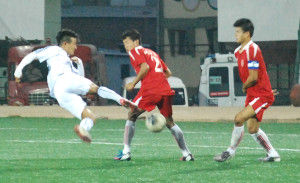 An enticing midfield tussle between Sikkim and Manipur on Thursday.