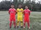 L- R Aibor, Rehnesh and david