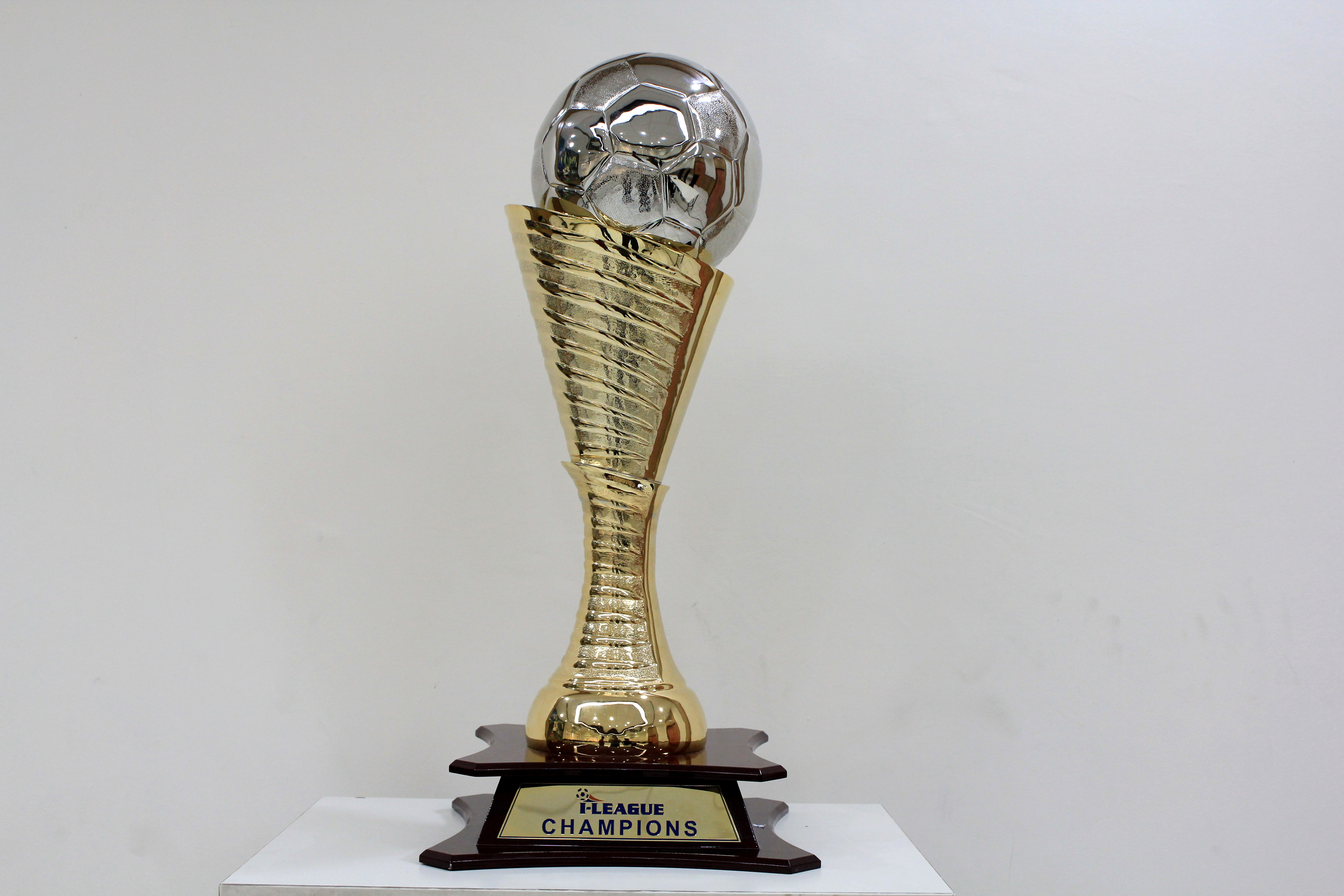 Aiff Designs New Trophy For I League Champions Shillong